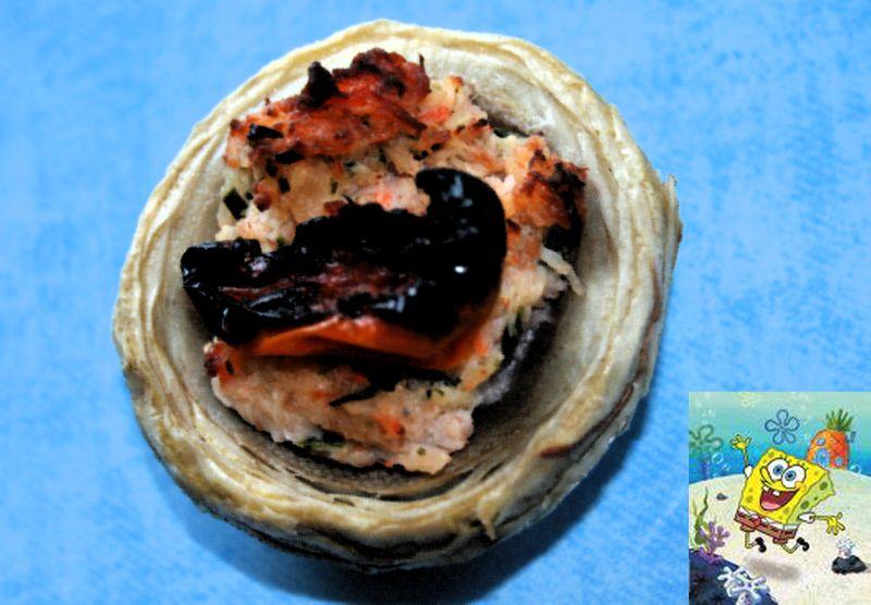 Pate de crabe