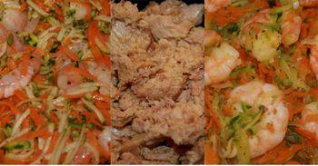 Blog gratin crevettes thon
