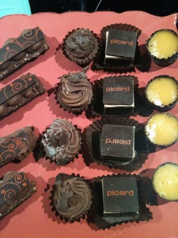 Petits fours picard
