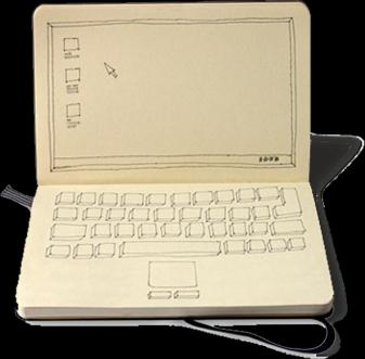 MOLESKINE COMPUTER2